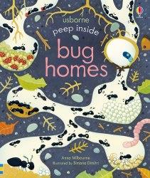 Peep inside Bug Homes / Книга з віконцями