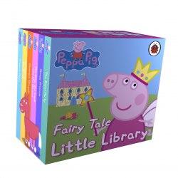 Peppa Pig: Fairy Tale Little Library / Набір книг