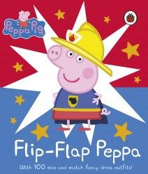 Peppa Pig: Flip-Flap Peppa / Книга з віконцями