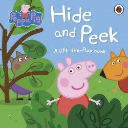 Peppa Pig: Hide and Peek / Книга з віконцями