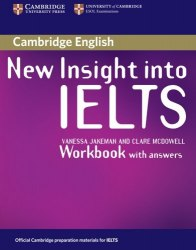 New Insight into IELTS Workbook with Answers / Робочий зошит