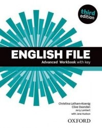 English File (3rd Edition) Advanced Workbook / key / Робочий зошит