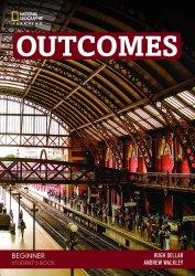 Outcomes (2nd Edition) Beginner Student's Book + Class DVD / Підручник для учня
