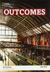 Outcomes (2nd Edition) Beginner Teacher's Book + Class Audio CD / Підручник для вчителя
