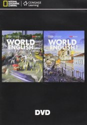 World English Second Edition Intro and 1 Classroom DVD / DVD диск