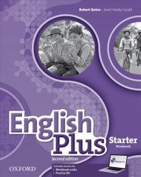 English Plus (2nd Edition) Starter Workbook with access to Practice Kit / Робочий зошит