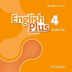 English Plus 4 (2nd Edition) Class Audio CDs Oxford University Press