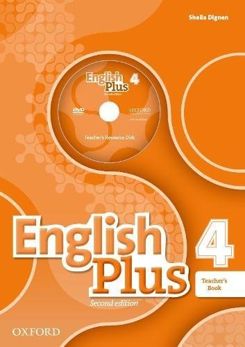 English Plus 4 (2nd Edition) Teacher's Book with Teacher's Resource Disk and access to Practice Kit / Підручник для вчителя