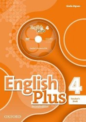 English Plus 4 (2nd Edition) Teacher's Book with Teacher's Resource Disk and access to Practice Kit Oxford University Press