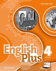 English Plus 4 (2nd Edition) Workbook with access to Practice Kit / Робочий зошит