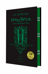 Harry Potter and the Philosopher's Stone Slytherin Edition Bloomsbury Children's