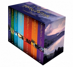 Harry Potter Boxed Set - Joanne Rowling / Набір книг