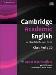 Cambridge Academic English B2 Upper Intermediate Class Audio CD / Аудіо диск