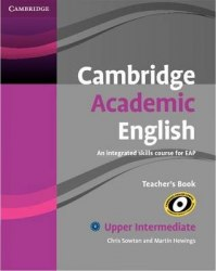 Cambridge Academic English B2 Upper Intermediate Teacher's Book / Підручник для вчителя