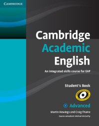 Cambridge Academic English C1 Advanced Student's Book / Підручник для учня