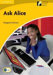 Cambridge Discovery Readers 2 Ask Alice + Downloadable Audio