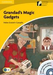 Cambridge Discovery Readers 2 Grandad's Magic Gadgets + Downloadable Audio