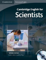 Cambridge English for Scientists with Audio CD