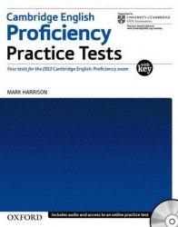 Cambridge English Proficiency Practice Tests + key + Audio CDs