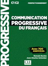 Communication Progressive du Français Perfectionnement Livre avec CD audio