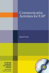 Communicative Activities for EAP + CD-ROM / Методичний посібник
