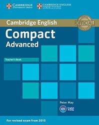 Compact Advanced Teacher's Book / Підручник для вчителя