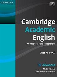 Cambridge Academic English C1 Advanced Class Audio CD / Аудіо диск