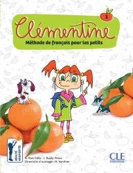 Clementine 1 Livre + DVD / Підручник для учня