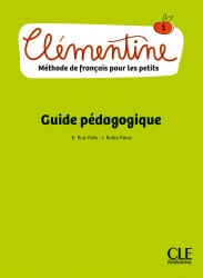 Clementine 1 Guide Pedagogique / Підручник для вчителя