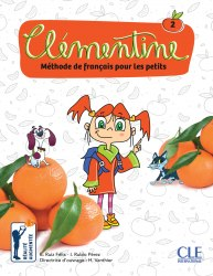 Clementine 2 Livre + DVD / Підручник для учня