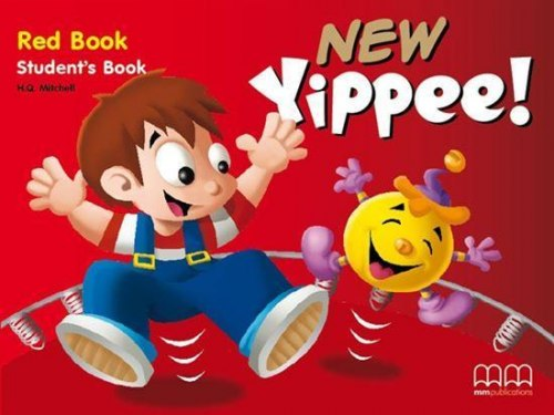 New Yippee! Red Student's Book with CD/CD-ROM / Підручник для учня
