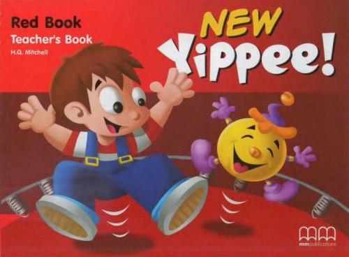 New Yippee! Red Teacher's Book / Підручник для вчителя