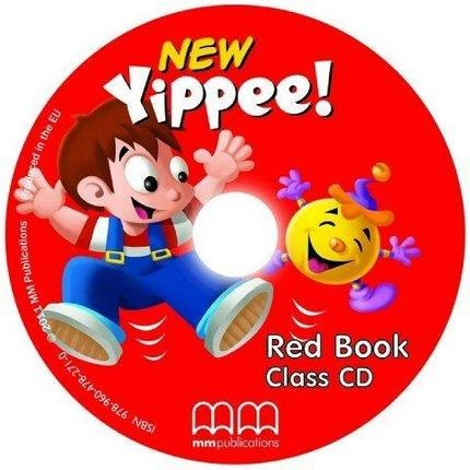New Yippee! Red Class CDs / Аудіо диск
