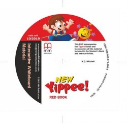 New Yippee! Red DVD IWB Pack / Ресурси для інтерактивної дошки