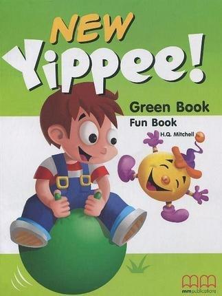 New Yippee! Green Fun Book with CD-ROM / Робочий зошит