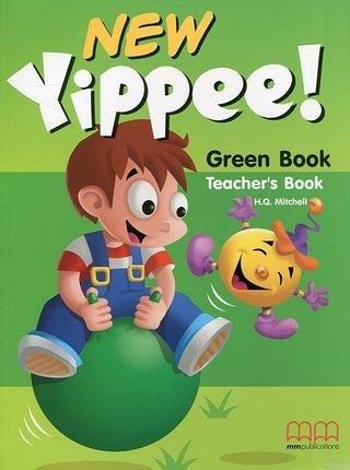 New Yippee! Green Teacher's Book / Підручник для вчителя