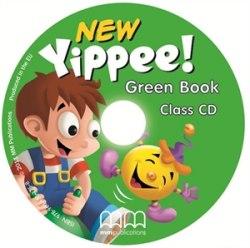 New Yippee! Green Class CDs / Аудіо диск