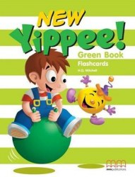 New Yippee! Green Flashcards / Flash-картки