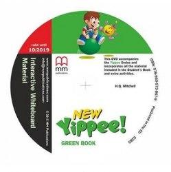 New Yippee! Green DVD IWB Pack / Ресурси для інтерактивної дошки