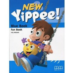 New Yippee! Blue Fun Book with CD-ROM / Робочий зошит
