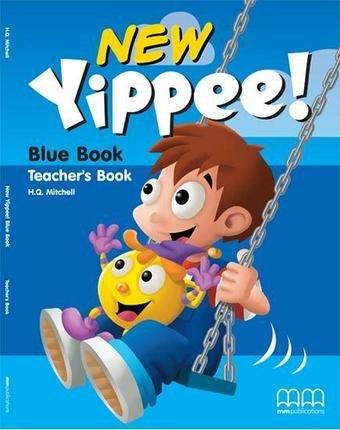 New Yippee! Blue Teacher's Book / Підручник для вчителя