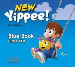 New Yippee! Blue Class CDs / Аудіо диск
