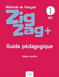 ZigZag+ 1 Guide pédagogique / Підручник для вчителя