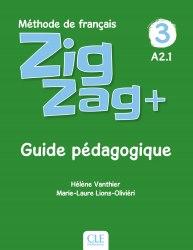 ZigZag+ 3 Guide pédagogique / Підручник для вчителя