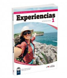 Experiencias Internacional A1 Libro de ejercicios + audio descargable / Робочий зошит