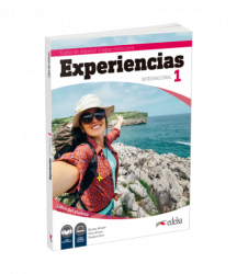 Experiencias Internacional A1 Libro del alumno + audio descargable / Підручник для учня