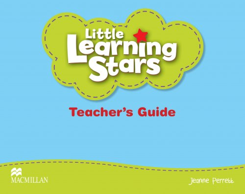 Little Learning Stars Teacher's Guide Pack / Підручник для вчителя