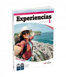 Experiencias Internacional A1 Libro del profesor / Підручник для вчителя