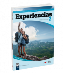 Experiencias Internacional A2 Libro de ejercicios + audio descargable / Робочий зошит