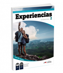 Experiencias Internacional A2 Libro del alumno + audio descargable / Підручник для учня